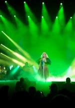 RECENZIE: Universul psihedelic al Deliei, în concertele de la Sala Palatului (FOTO)