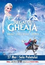 """Disney in Concert: """"Frozen"""" la Sala Palatului din Bucureşti"""