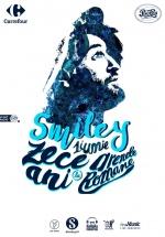 """Concert Smiley """"10 ani"""" la Arenele Romane din Bucureşti"""