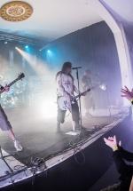 """RECENZIE: Trupa Pain a promovat albumul """"Coming Home"""", printr-un concert la Bucureşti  (FOTO)"""