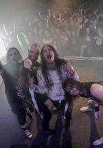 FOTO: Pain în club Quantic din Bucureşti