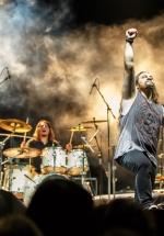 Trooper, în deschiderea concertului Deep Purple de la Bucureşti