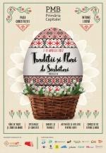 Tradiţii şi Flori de Sărbători 2017 în Piaţa Constituţiei din Bucureşti