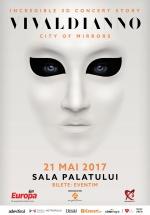 Vivaldianno – City of Mirrors la Sala Palatului din Bucureşti