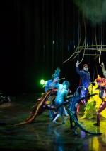 FOTO: Cirque du Soleil – Varekai la Romexpo din Bucureşti