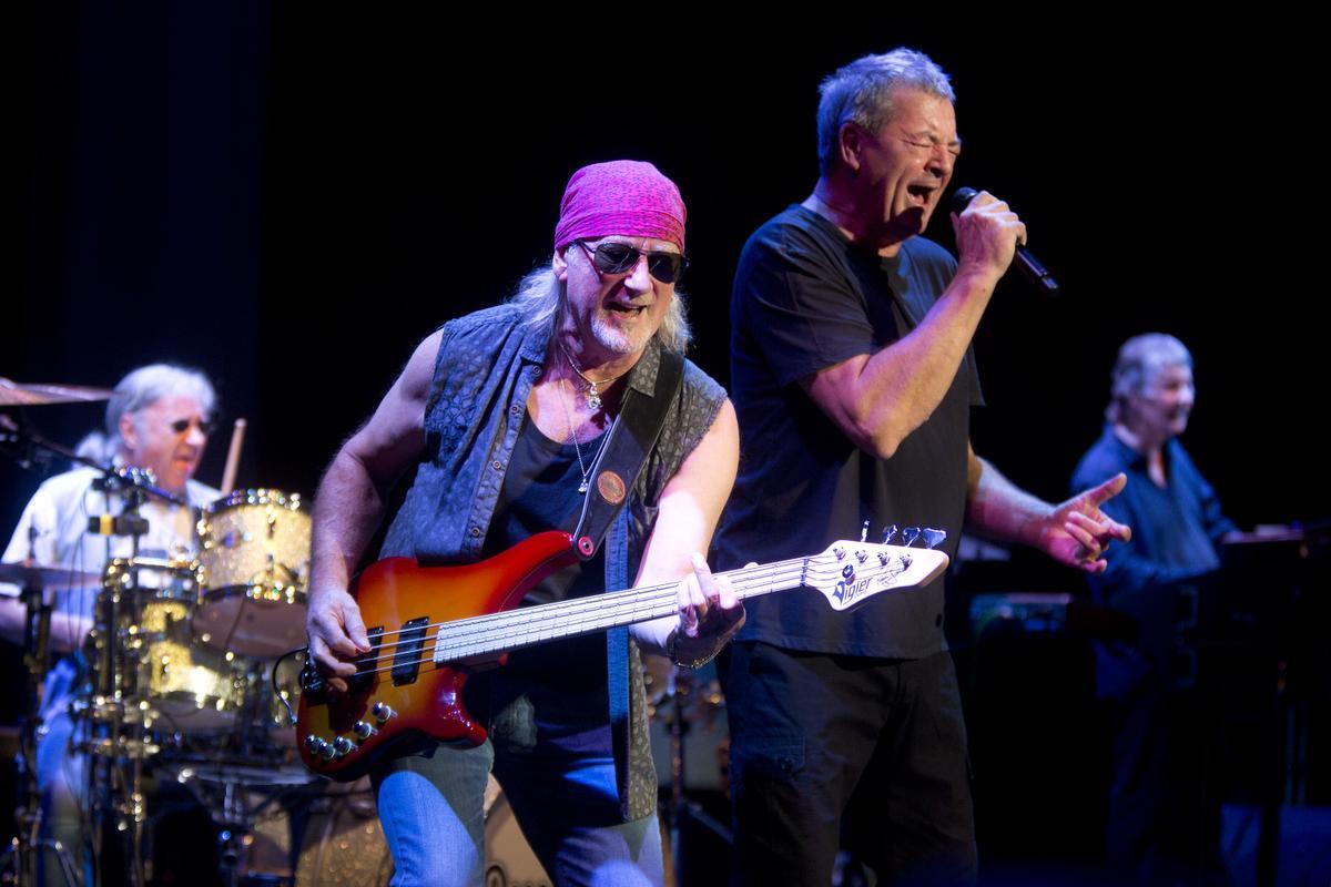 Concurs Invitatii La Concertul Deep Purple De La