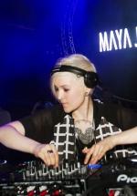 Maya Jane Coles, în deschiderea show-ului Depeche Mode de la Cluj-Napoca