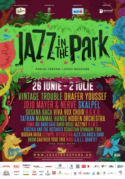 Jazz in the Park 2017