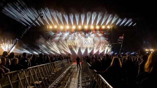 FOTO: alt-J, Duke Dumont, Subcarpaţi şi Architects, în a treia zi de Electric Castle Festival 2017