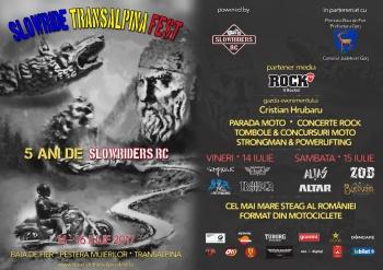 Slowride Transalpina Fest 2017