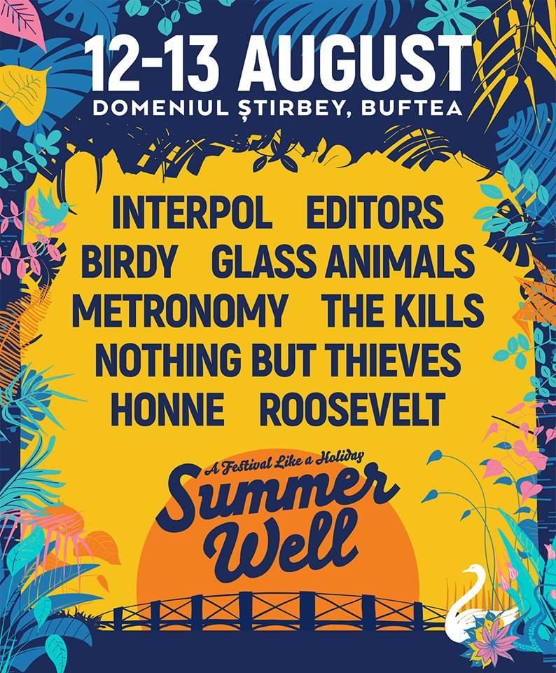 Summer Music Concert 2017: Summer Well Festival 2017