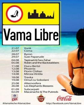 Vama Libre 2017