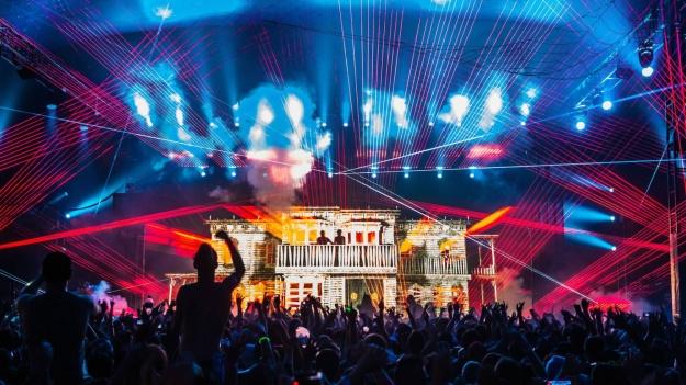 Knife Party, noua confirmare pentru AWAKE Festival 2017