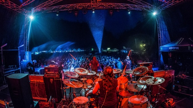 FOTO: Opeth, Alestorm, Nile, Fit For An Autopsy, Necrovile, în ultima zi de Rockstadt Extreme Fest 2017
