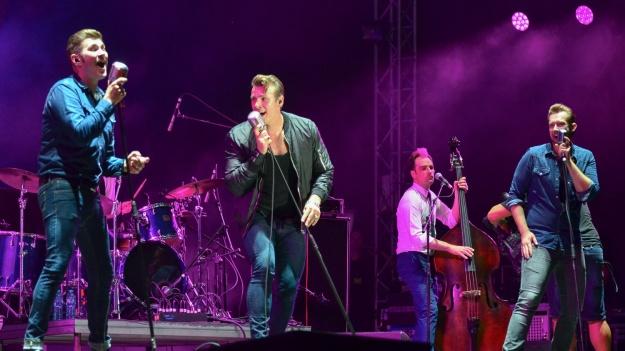 FOTO: The Baseballs, Damian Drăghici şi Jazzanova, în a treia zi de Bucharest GreenSounds Festival 2017