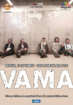 Concert VAMA – electric la Hard Rock Cafe din Bucureşti