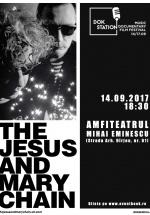"""Concert The Jesus and Mary Chain la Amfiteatrul """"Mihai Eminescu"""" din Bucureşti – ANULAT"""
