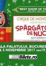 """""""Spărgătorul de nuci"""" – Cirque de Monte Carlo & Edvin Marton la Sala Palatului din Bucureşti"""