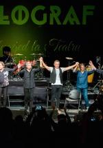"""RECENZIE: Poveşti nespuse în concertul Holograf – """"Unplugged la Teatru"""" la Teatrul Naţional din Bucureşti (FOTO)"""