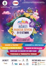 LollyBoom Festival 2017 în Parcul Izvor din Bucureşti