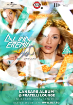 """Concert Alina Eremia – lansare album """"360"""" la Fratelli Lounge din Bucureşti"""