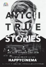 "Concert Avicii – ""True Stories"" la Happy Cinema din Bucureşti"