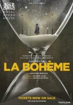 Concert La Bohème de Puccini la Happy Cinema din Bucureşti