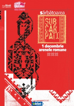 Sărbătoarea Subcarpaţi la Arenele Romane din Bucureşti