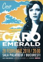 Concert Caro Emerald la Sala Palatului din Bucureşti