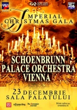 Concert Schoenbrunn Palace Orchestra Vienna la Sala Palatului din Bucureşti