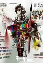 Visual Art Fest 2017 la Romexpo din Bucureşti