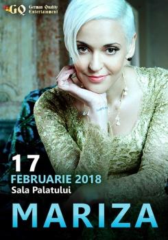 Concert Mariza la Sala Palatului din Bucureşti