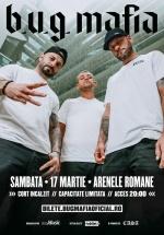 Concert B.U.G. Mafia la Arenele Romane din Bucureşti
