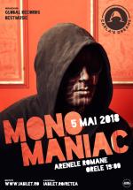 """Concert Carla's Dreams – """"Monomaniac"""" la Arenele Romane din Bucureşti"""