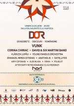 Festivalul DOR (Dragobete, Obiceiuri, Românisme) la Sala Polivalentă din Cluj-Napoca