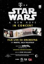 Star Wars Live in Concert – A New Hope la Sala Palatului din Bucureşti