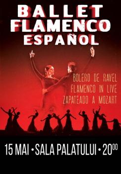 Ballet Flamenco Español la Sala Palatului din Bucureşti