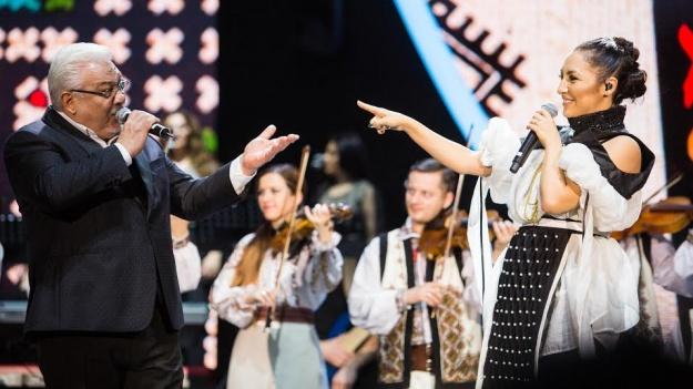 """Andra revine la Sala Palatului, cu spectacolul """"Tradiţional"""", în septembrie 2018"""