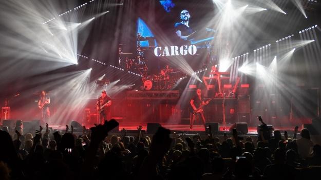 RECENZIE: CARGO – concert aniversar la Sala Palatului (FOTO)
