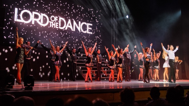 "FOTO: Lord of the Dance – ""Dangerous Games"" la Sala Palatului din Bucureşti"