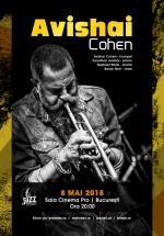 Concert Avishai Cohen de la Cinema Pro din Bucureşti