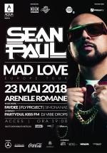 Concert Sean Paul la Arenele Romane din Bucureşti