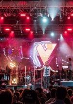 """FOTO: VUNK – """"CAMELEOM"""" la Arenele Romane din Bucureşti"""