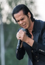 FOTO: Nick Cave & The Bad Seeds la Romexpo din Bucureşti