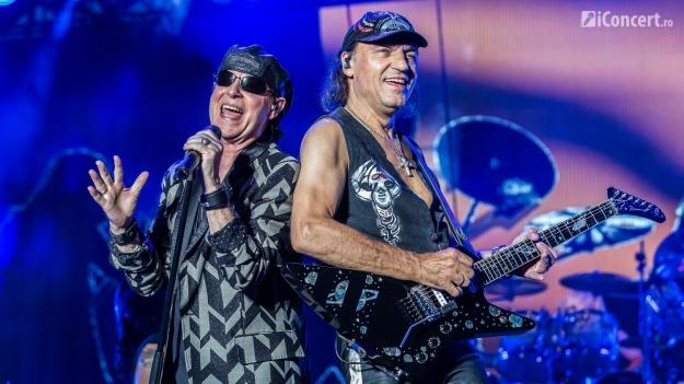 RECENZIE: Scorpions – legendele rock au revenit la Bucureşti (FOTO)