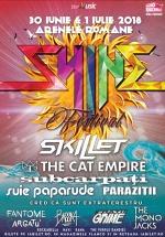Shine Festival 2018 la Arenele Romane din Bucureşti