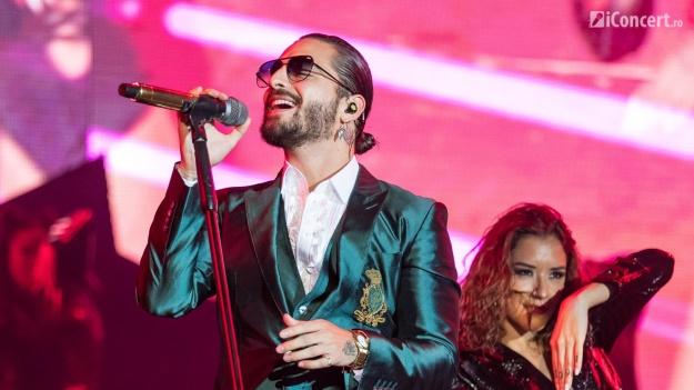 FOTO: Maluma la El Carrusel Festival 2018