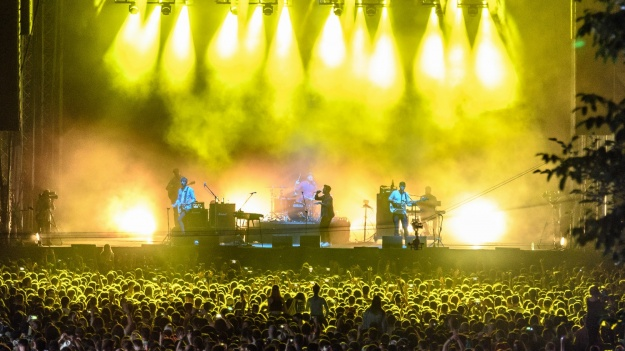 FOTO: Justice, Kodaline şi Cigarettes After Sex, în prima zi de Summer Well 2018