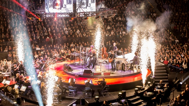 """Ultimele detalii ale concertelor David Garrett. Program şi reguli de acces la """"Explosive Live!"""""""