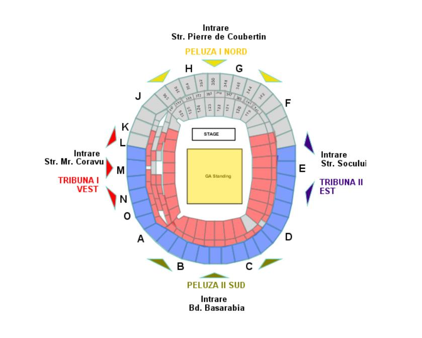Bilete Ed Sheeran Concert Romania 2019 Iconcert Ro